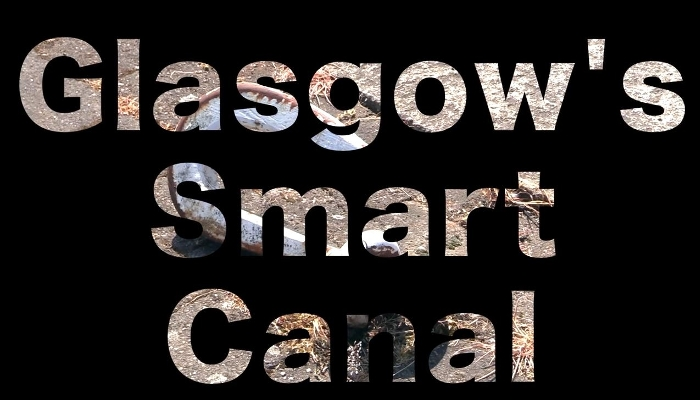 Glasgow's Smart Canal - video and animation