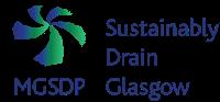 MGSDP - Sustainably Drain Glasgow logo - small