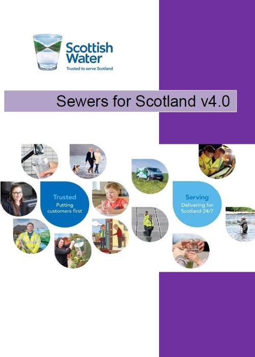 Sewers for Scotland V4 cover