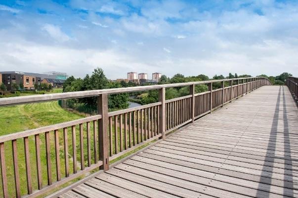 Cuningar Loop Footbridge